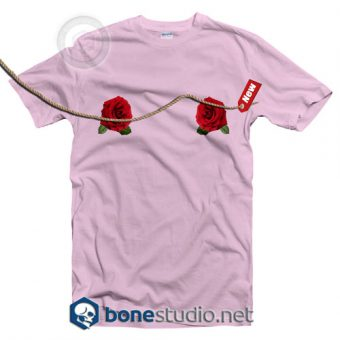 Rose Tits T Shirt