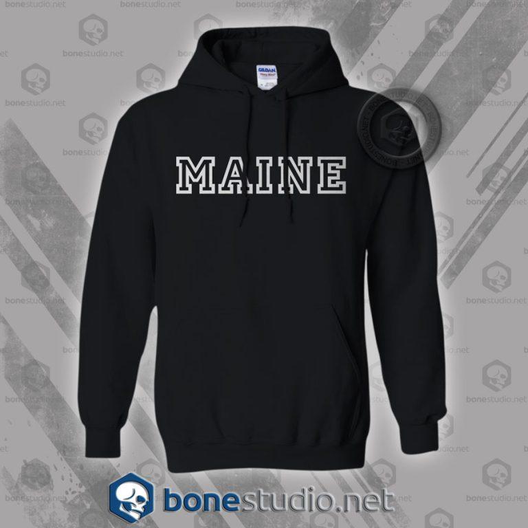 Maine Classic Hoodies
