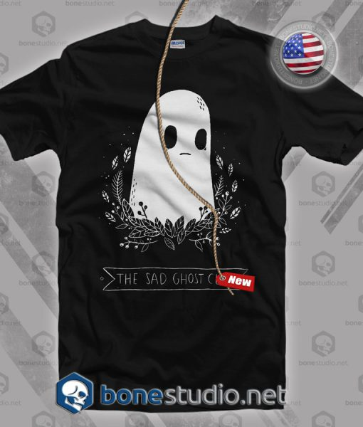 The Sad Ghost Club T Shirt
