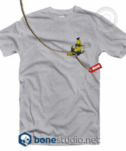 Later Haters Banana T Shirt