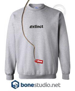 Extinct Sweatshirt