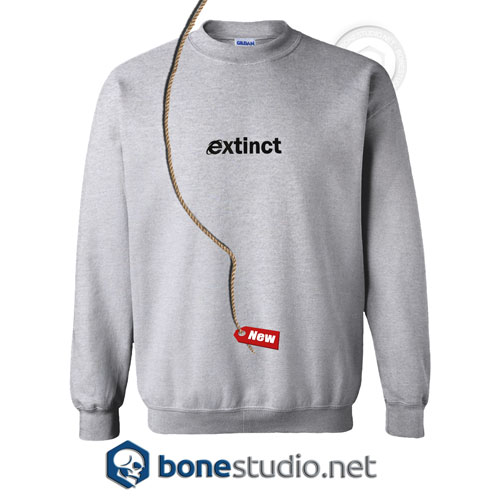 Extinct Sweatshirt