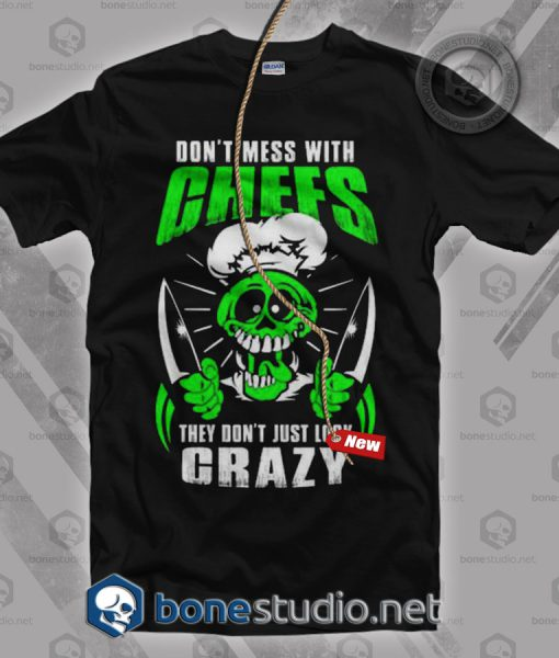 Don't Mess With Chees T Shirt