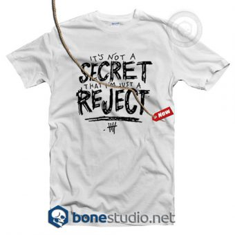 5 Sos It's Not A Secret T Shirt