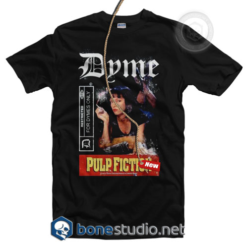 Dyme Pulp Fiction Style T Shirt
