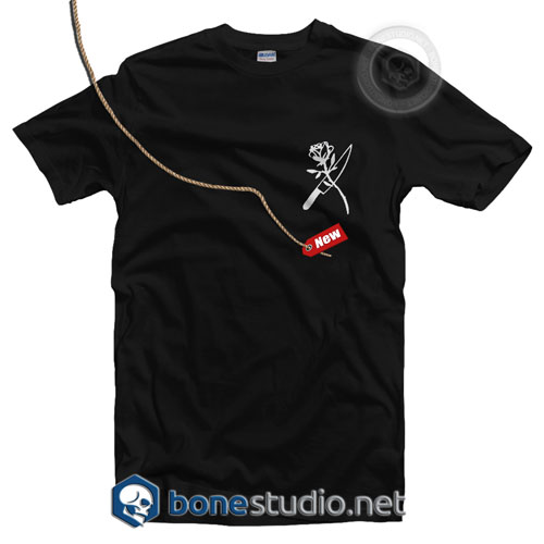 Mason Dagger Rose T Shirt