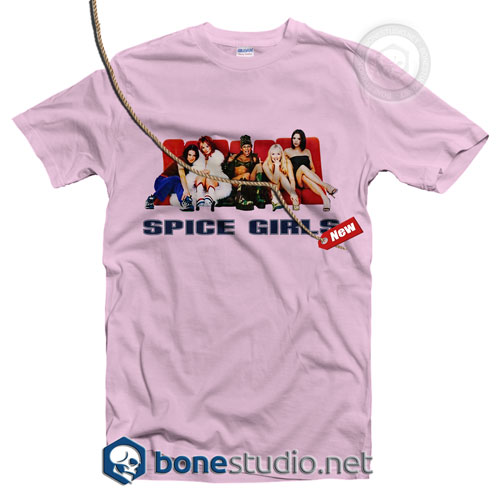 Spice Girls Feminist T Shirt