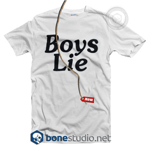 Boys Lie T Shirt