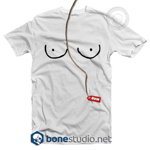 Funny Bra T Shirt