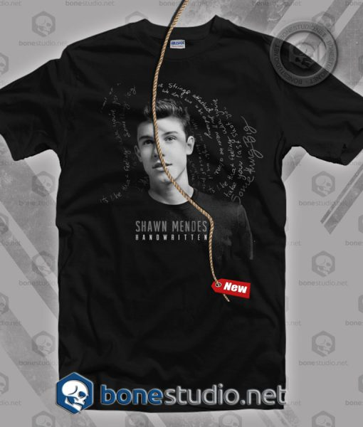 Shawn Mendes T Shirt