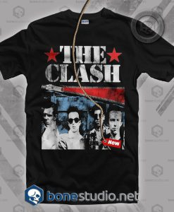 The Clash Band T Shirt