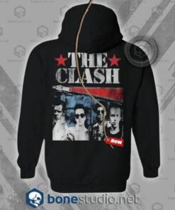The Clash Hoodies