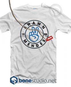 Shawn Mendes Peace T Shirt