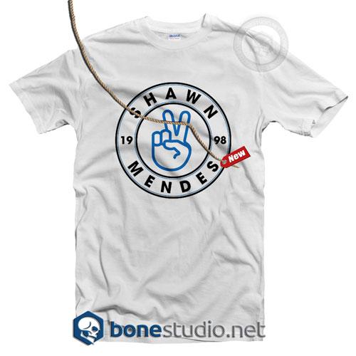 Shawn Mendes Peace T Shirt