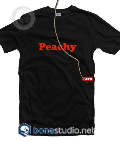 Peachy T Shirt