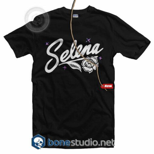 Jersey Style Selena Gomes T Shirt