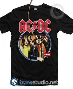 ACDC Highway Band T Shirt