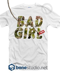 Bad Girl Feminist T Shirt