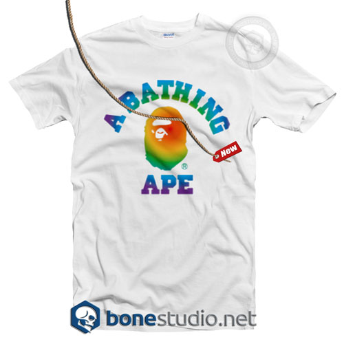 A Bathing Ape T Shirt