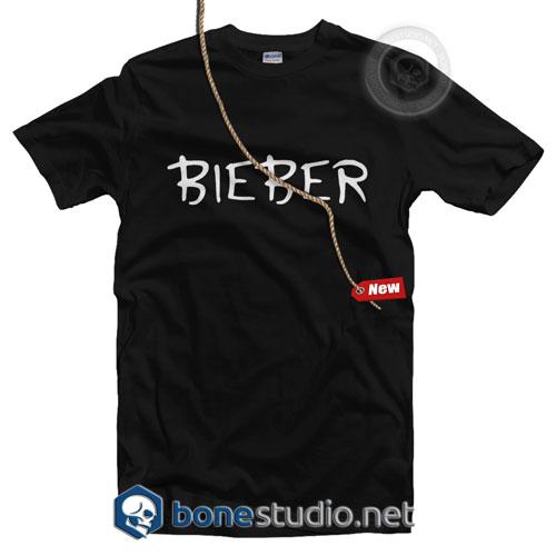 Bieber T Shirt