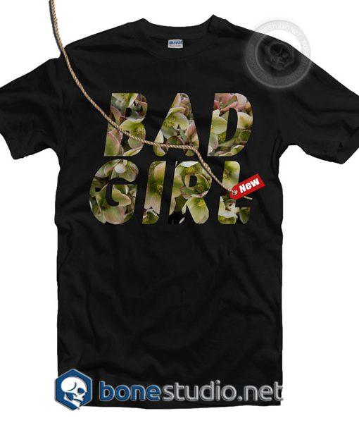 Bad Girl Feminist T Shirt