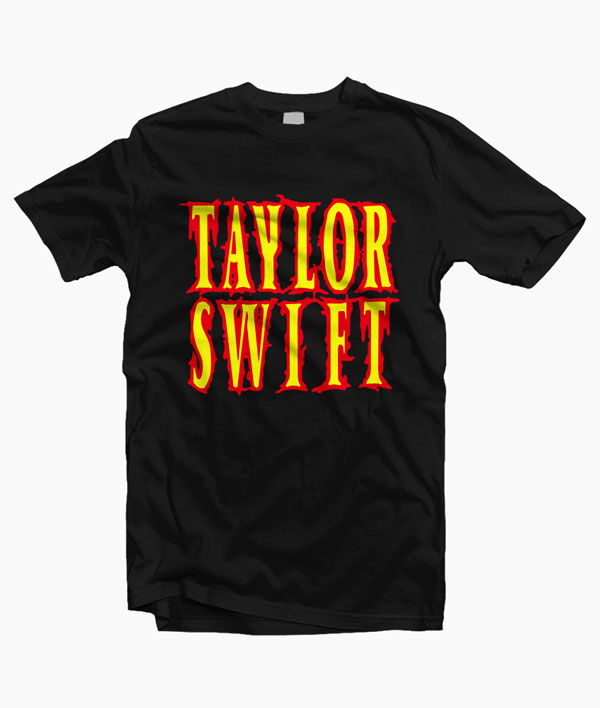 896efe5d443b Taylor Swift T Shirt – Adult Unisex Size S-3XL