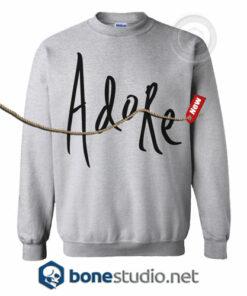 Adore Curly Sweatshirt