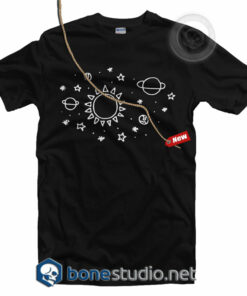 5 Seconds Of Summer Space T Shirt