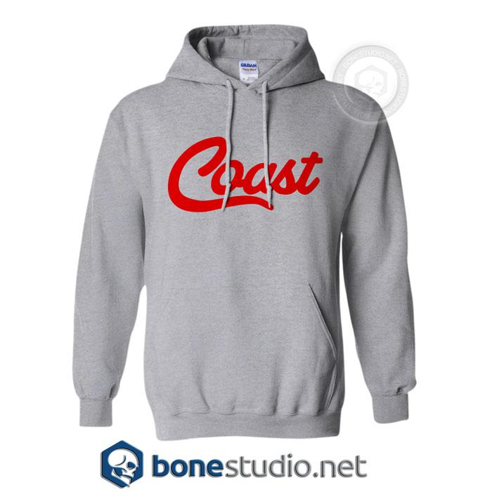 coast hoodies