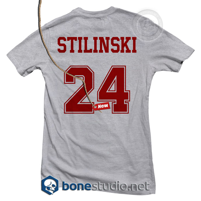 Beacon Hills Stilinski 24 T Shirt