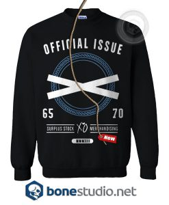 Official Issue XO The Weeknd Sweatshirt