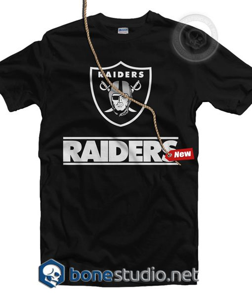 Raiders Logo T Shirt