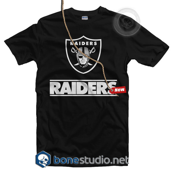 Raiders Logo T Shirt