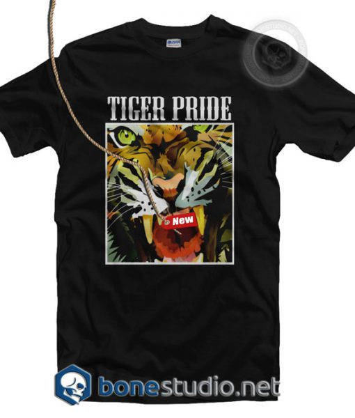 Tiger Pride T Shirt