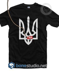Tryzub Ukrainian T Shirt