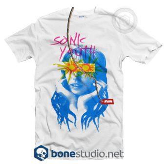 Sunburst Sonic Youth T Shirt