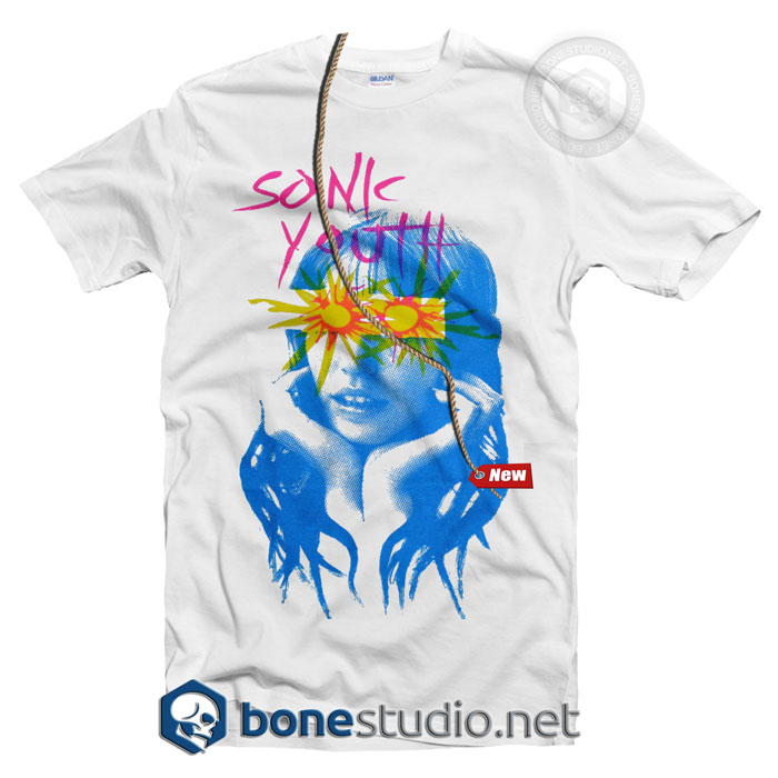Sunburst Sonic Youth T Shirt