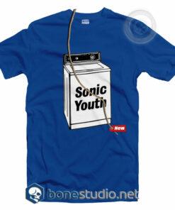 Washing Machine Sonic Youth T Shirt