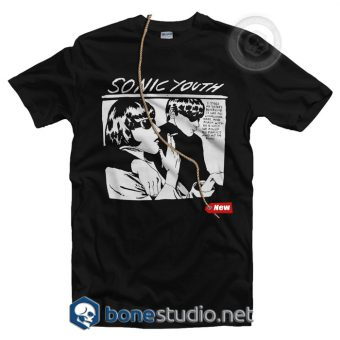 Goo Sonic Youth T Shirt