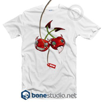 Ammerman Schlosberg Devil Cherry T Shirt