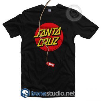 Santa Cruz T Shirt
