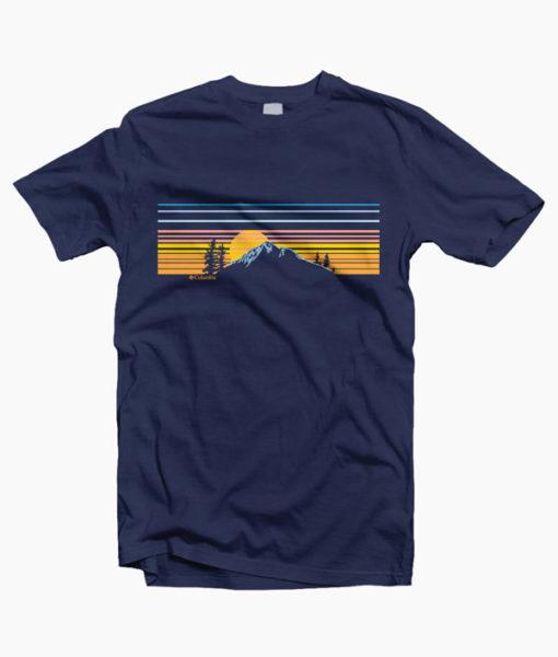 Columbia Mountain T Shirt