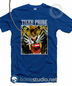 Tiger Pride T Shirt