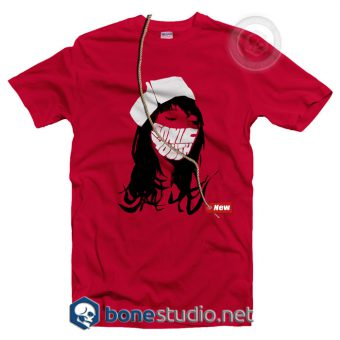 Nurse Sonic Youth T Shirt