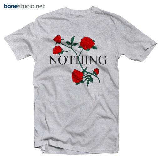 Nothing Rose Feminist T shirt