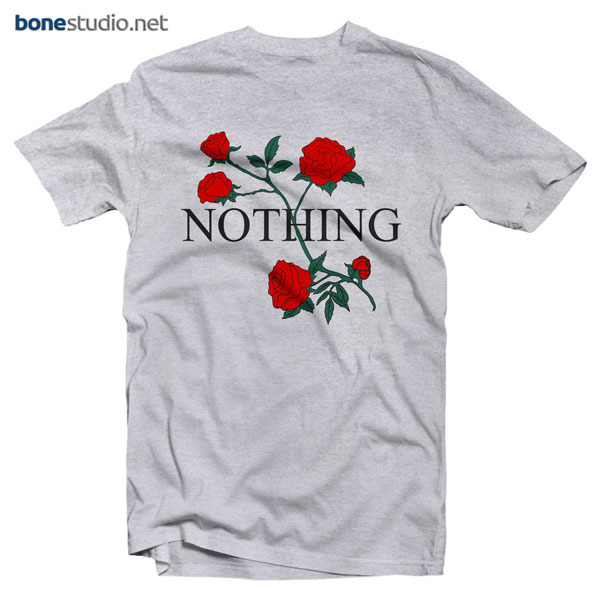 Nothing Rose Feminist T shirt