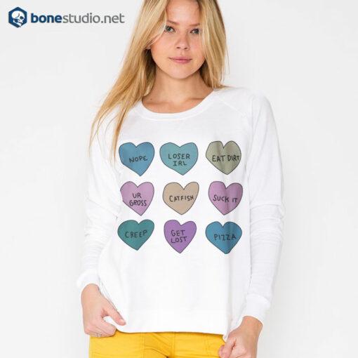 Mean Heart Sweatshirt