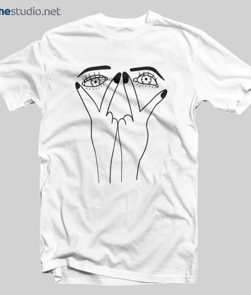 Hand Eye T Shirt