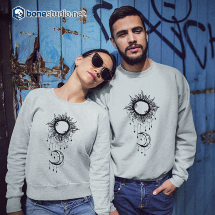 Moon Sun Sweatshirt