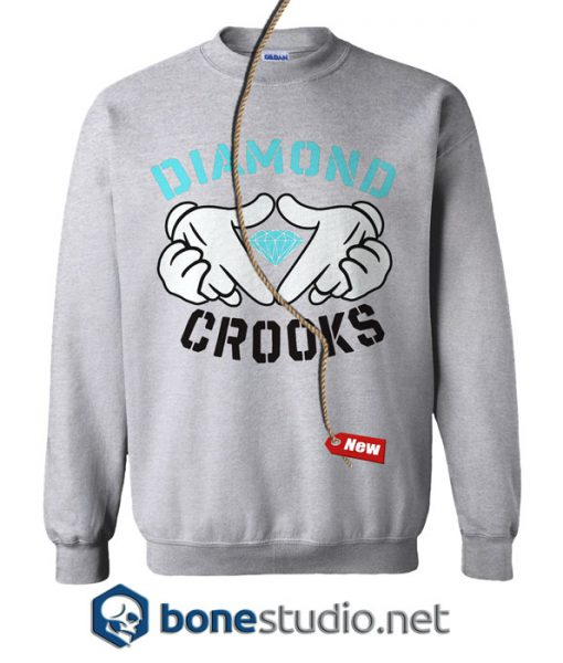 Diamond Crooks Sweatshirt